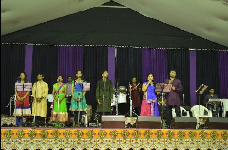 Navli Navratri Day 7 with Amit Thakkar and Dipti Desai Group